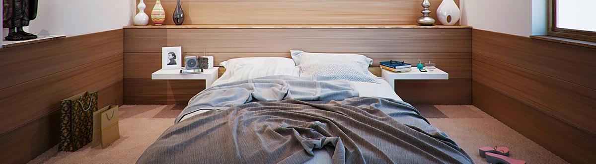 Bett auf Rechnung