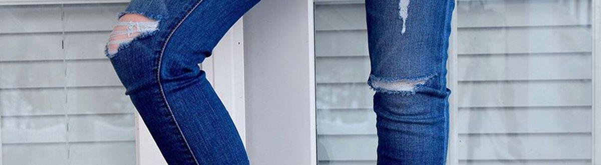 Jeans auf Rechnung