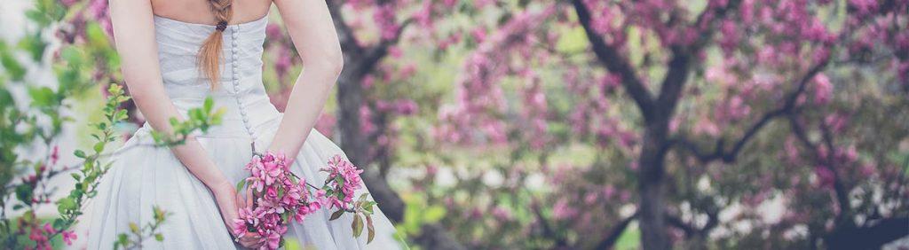 Brautkleider auf Rechnung
