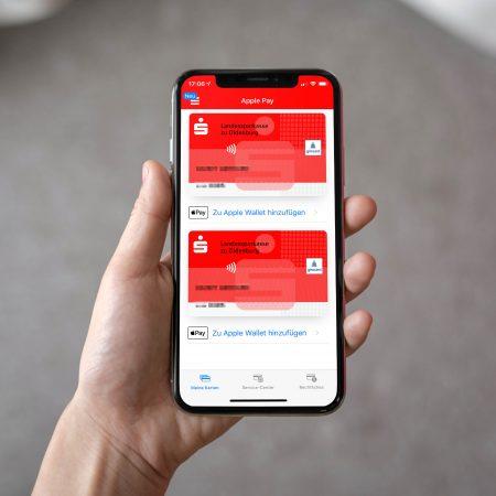 Apple Pay mit der Sparkassen-Karte – Infos & Einrichtung