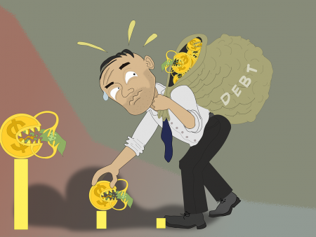 Wie Schuldenfrei werden und weitere Schulden vermeiden ?